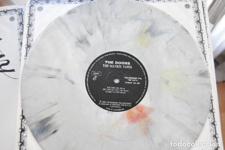 Discos de vinilo: THE DOORS MATRIX TAPES - Foto 16 - 163608706