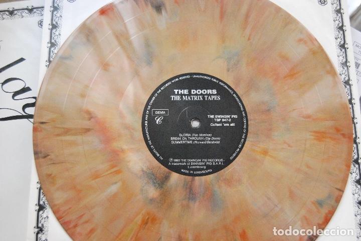 Discos de vinilo: THE DOORS MATRIX TAPES - Foto 17 - 163608706