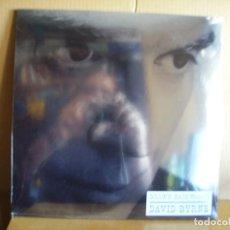 Discos de vinilo: DAVID BYRNE ---- GROWN BACKWARDS - NUEVO. Lote 163619670