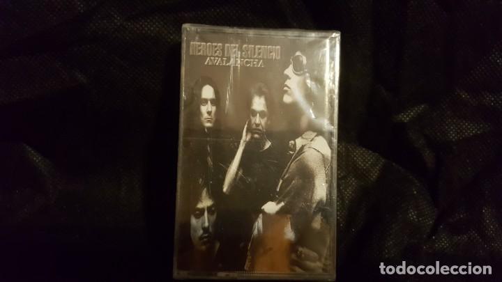 HEROES DEL SILENCIO AVALANCHA (Música - Discos de Vinilo - EPs - Heavy - Metal)