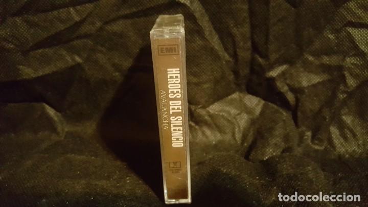 Discos de vinilo: HEROES DEL SILENCIO AVALANCHA - Foto 2 - 172235478