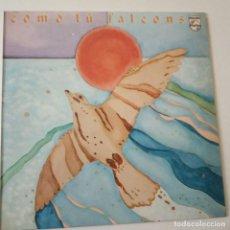 Discos de vinilo: FALCONS- COMO TU- LP 1980- COMO NUEVO.. Lote 163684618