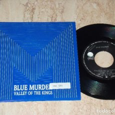 Discos de vinilo: BLUE MURDER - VALLEY OF THE KINGS - SINGLE PROMOCIONAL- 1989-. Lote 163711866