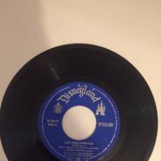 Discos de vinilo: LOS TRES CERDITOS VOL.2/MÚSICA ORIGINAL DE LA PELÍCULA/EP 1962 HISPAVOX,ESPAÑA/!!SIN CARÁTULA!!!. Lote 163712856