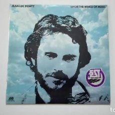 Discos de vinilo: JEAN-LUC PONTY LP UPON THE WINGS OF MUSIC ATLANTIC 1975. Lote 163736938