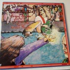 Discos de vinilo: ROCK DEL MANZANARES- VIVA EL ROLLO VOL. 2 - LP PROMO 1979 +HOJA PROMO RADIO- LEÑO-ASFALTO-COMO NUEVO. Lote 163740154