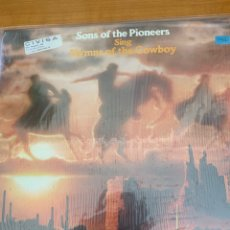 Discos de vinilo: SONS OF PIONEERS - SING HYMNS OF THE COWBOY. Lote 163745872