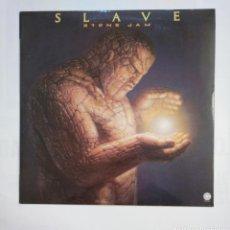 Discos de vinilo: SLAVE. STONE JAM. LP. TDKLP. Lote 163765014