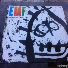 Discos de vinilo: EMF. SCHUBERT DIP. (LP) 1991, SPAIN. Lote 163765302
