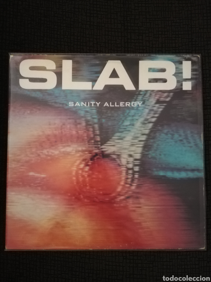 DISCO VINILO ORIGINAL SLAB SANITY ALLERGY (Música - Discos - LP Vinilo - Heavy - Metal)