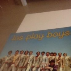 Discos de vinilo: BAL-2 DISCO GRANDE 12 PULGADAS CARNAVAL DE CADIZ LOS PLAY BOYS. Lote 163778446