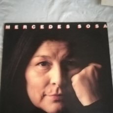 Discos de vinilo: MERCEDES SOSA, ¿SERÁ POSIBLE EL SUR?. Lote 163779456