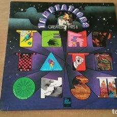 Discos de vinilo: LP TEMPTATIONS GREATEST HITS II TAMLA MOTOWN 1970 GT. BRITAIN. Lote 163820658