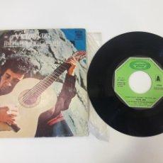Disques de vinyle: VICTOR JARA - SINGLE VINILO PROMO PALOMA QUIERO CONTARTE. Lote 163828777