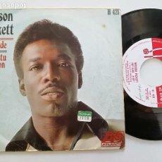 Discos de vinilo: WILSON PICKETT - HEY JUDE / BUSCA TU CORAZON - SG ATLANTIC / HISPAVOX 1969 . Lote 163831906