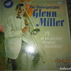 Discos de vinilo: GLENN MILLER - THEUNFORGETTABLE GLENN MILLER BOX SET 6 LP´S - ORIGINAL INGLES - RCA RECORDS 1968 -. Lote 163855646
