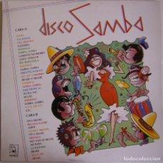 Discos de vinilo: MANU MANAOS EL CHATO – DISCO SAMBA, HORUS – 41.004. Lote 163862818