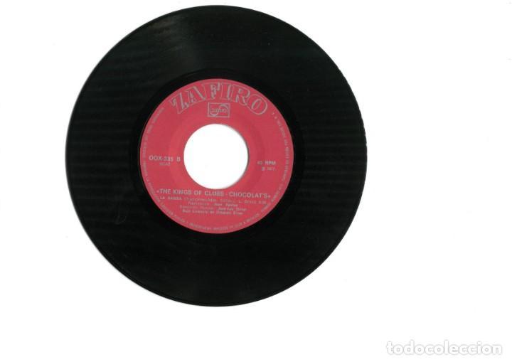 Discos de vinilo: Chocolat's – The Kings Of Clubs single vinilo 1977 Funk Soul Disco - Foto 5 - 163879510