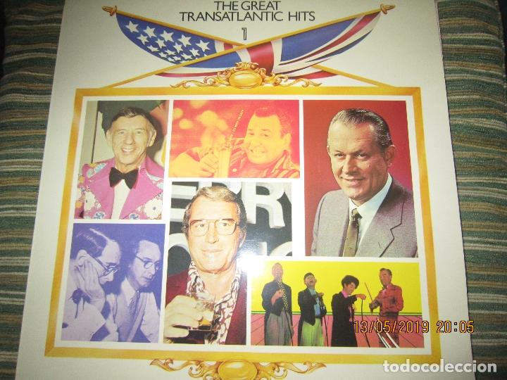 Discos de vinilo: THE GREAT TRANSATLANTIC HITS BOX SET 6 LP´S VARIOS INTERPRETES ORIGINAL INGLES - EMI / RCA 1976 - - Foto 8 - 163880134