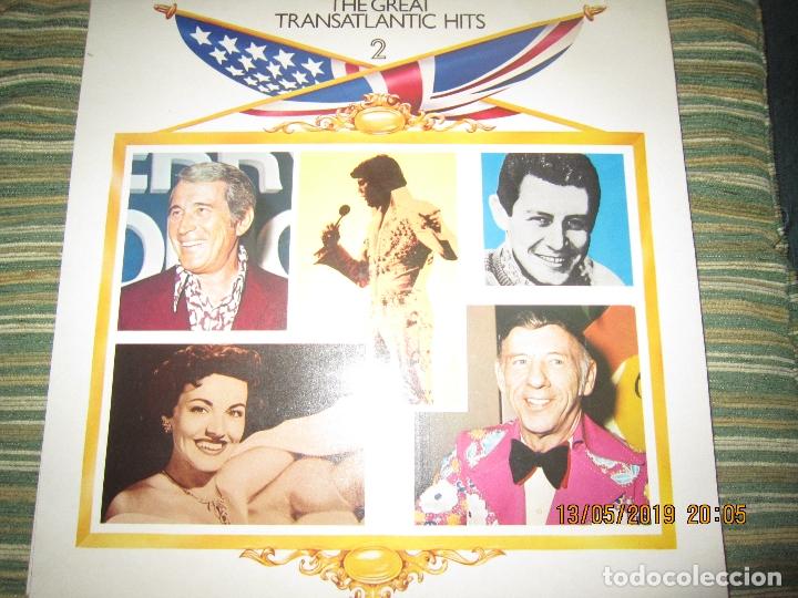 Discos de vinilo: THE GREAT TRANSATLANTIC HITS BOX SET 6 LP´S VARIOS INTERPRETES ORIGINAL INGLES - EMI / RCA 1976 - - Foto 9 - 163880134