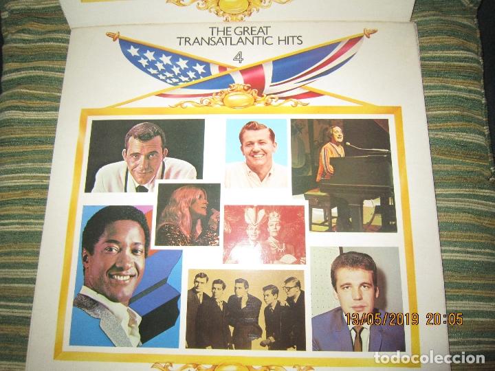 Discos de vinilo: THE GREAT TRANSATLANTIC HITS BOX SET 6 LP´S VARIOS INTERPRETES ORIGINAL INGLES - EMI / RCA 1976 - - Foto 11 - 163880134
