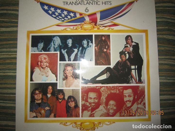 Discos de vinilo: THE GREAT TRANSATLANTIC HITS BOX SET 6 LP´S VARIOS INTERPRETES ORIGINAL INGLES - EMI / RCA 1976 - - Foto 14 - 163880134