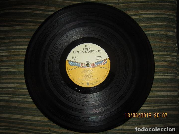 Discos de vinilo: THE GREAT TRANSATLANTIC HITS BOX SET 6 LP´S VARIOS INTERPRETES ORIGINAL INGLES - EMI / RCA 1976 - - Foto 15 - 163880134