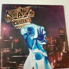 Discos de vinilo: JETHRO TULL- WAR CHILD- SPAIN LP 1974 + ENCARTE.. Lote 163920726
