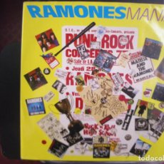 Discos de vinilo - RAMONES- RAMONES MANIA. DOBLE LP. - 163925534