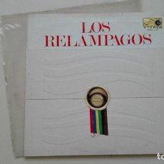 Discos de vinilo: LOS RELÁMPAGOS LP 6 PISTAS ZAFIRO 1966 ZN6- 1 S. Lote 163948122