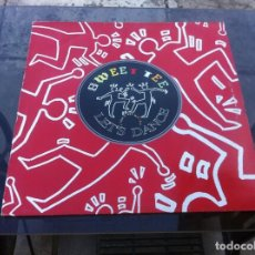 Vinyl-Schallplatten - MAXI SINGLE. SWEET TEE. LET'S DANCE. 1989, SPAIN - 163950686