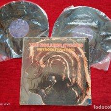 Discos de vinilo: THE ROLLING STONES HOT ROCKS 1964-1971 EDICIÓN MEXICANA. Lote 163952154
