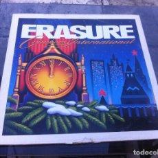 Vinyl-Schallplatten - MAXI SINGLE. ERASURE. CRACKERS INTERNATIONAL. 1989, ESPAÑA - 163952562