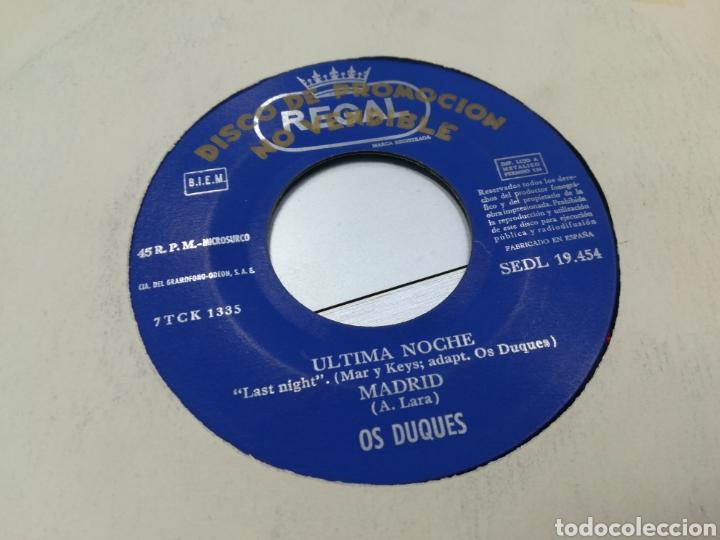 Discos de vinilo: Os duques ep promocional haz el mono + 3 1965 - Foto 2 - 163953304