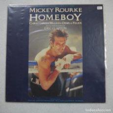 Discos de vinilo: BSO HOMEBOY - LP 1988 . Lote 163953410