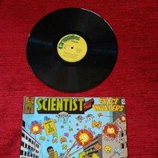 Discos de vinilo: SCIENTIST MEETS THE SPACE INVADERS. Lote 163960326