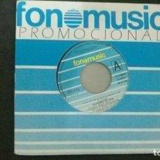 Discos de vinilo: SINGLE-PUTURRÚ DE FUÁ-A MÍ NO ME GUSTA CURRAR, UNA COMPRESA LLAMADA LIBERTAD-1985. Lote 163962166