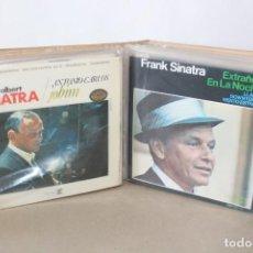 Discos de vinilo: FRANK SINATRA. ESTUCHE CON 15 EP Y SINGLE DE FRANK SINATRA 45 RPM - REPRISE (AÑOS 60). Lote 163964114
