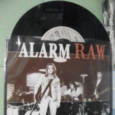 Discos de vinilo: ALARM RAW SINGLE EUROPA 1991 PDELUXE. Lote 163969234