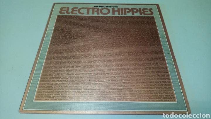 ELECTRO HIPPIES-THE PEEL SESSIONS - VINYL, 12, 45 RPM - LIMITED EDITION (Música - Discos - LP Vinilo - Punk - Hard Core)