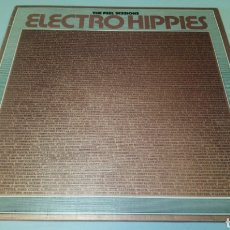 Discos de vinilo: ELECTRO HIPPIES ‎- THE PEEL SESSIONS - VINYL, 12, 45 RPM, LIMITED EDITION. Lote 163971025