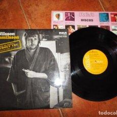 Discos de vinilo: NILSSON SCHMILSSON WITHOUT YOU LP VINILO AÑO 1970 ESPAÑA CON ENCARTE 10 TEMAS WITHOUT YOU BADFINGER. Lote 163972102