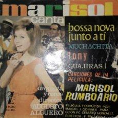 Discos de vinilo: VINILO SINGLE MARISOL RUMBO A RIO. Lote 163984433