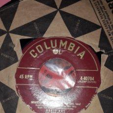 Discos de vinilo: VINILO SINGLE DORIS DAY. Lote 163985674