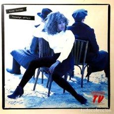 Discos de vinilo: TINA TURNER – FOREIGN AFFAIR - LP SPAIN 1989 PORTADA DOBLE. Lote 164056458
