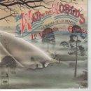 Discos de vinilo: BSO-THE WAR OF THE WORLDS - LA VISPERA DE LA GUERRA / LA MALEZA ROJA (JEFF WAYNE). Lote 164089934