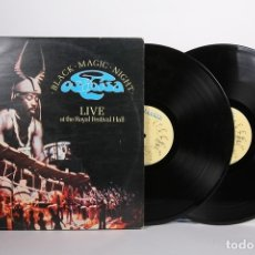 Dischi in vinile: DISCO DOBLE LP DE VINILO - OSIBISA LIVE AT THE ROYAL FESTIVAL HALL - BRONZE 1977 - PORTADA ABIERTA. Lote 164113536