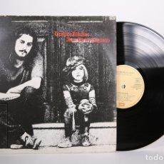 Discos de vinilo: DISCO LP DE VINILO - JUAN CARLOS BAGLIETTO / TIEMPOS DIFICILES - EMI - 1982 - ENCARTE CON LETRAS. Lote 164119214
