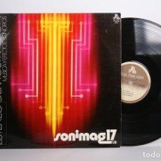 Discos de vinilo: DISCO LP DE VINILO - ESTEREO DEMOSTRACIÓN / MÚSICA Y EFECTOS SONOROS - SONIMAG 17 - AÑO 1979. Lote 164136405