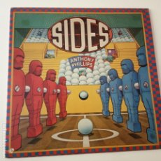 Discos de vinilo: ANTHONY PHILLIPS- SIDE - USA LP 1979- EX GENESIS - VINILO EXC. ESTADO.. Lote 164137998
